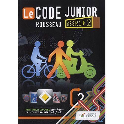 Codes Rousseau - Le Code Rousseau junior : ASSR1 - 2 - Preis vom 19.06.2021 04:48:54 h