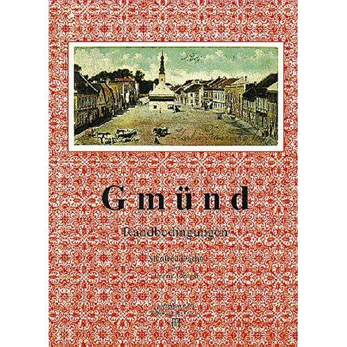 Franz Drach - Gmünd: Randbedingungen - Preis vom 22.06.2021 04:48:15 h