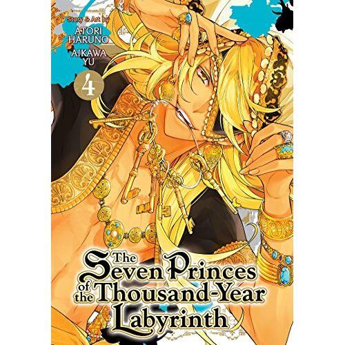 Yu Aikawa - The Seven Princes of the Thousand-Year Labyrinth (The Seven Princes of Thousand Year Labyrinth) - Preis vom 20.06.2021 04:47:58 h
