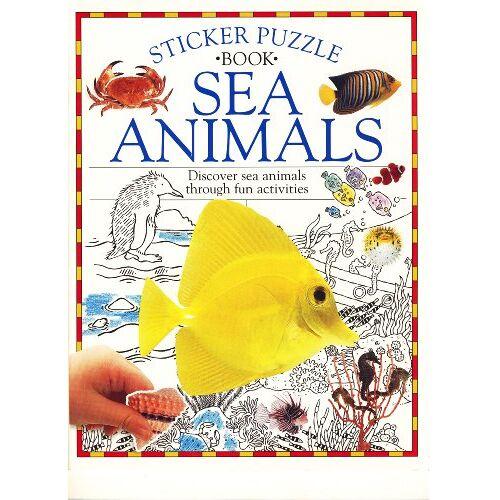 - Sea Animals (Sticker Puzzle Book) - Preis vom 15.06.2021 04:47:52 h