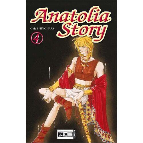 Chie Shinohara - Anatolia Story 04 - Preis vom 18.06.2021 04:47:54 h
