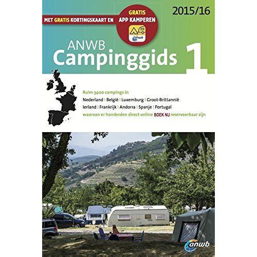 - 1 (ANWB campinggids) - Preis vom 21.06.2021 04:48:19 h
