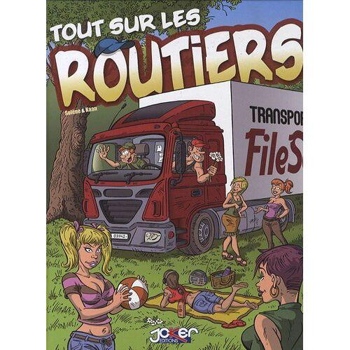 Solène - Tout sur les routiers - Preis vom 21.06.2021 04:48:19 h