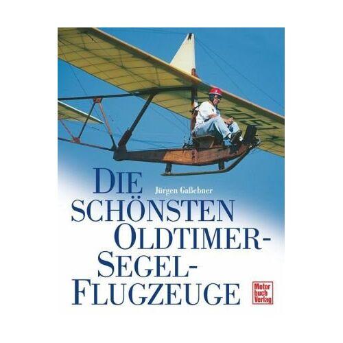 Jürgen Gaßebner - Die schönsten Oldtimer-Segelflugzeuge - Preis vom 22.06.2021 04:48:15 h