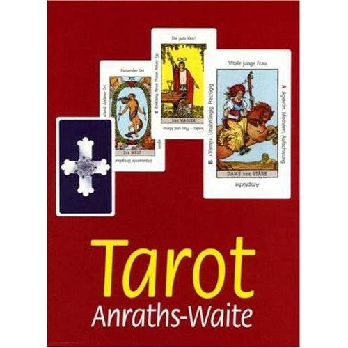 Renate Anraths - Tarot à la carte: Das Anraths-Tarot nach A. E. Waite - Preis vom 18.06.2021 04:47:54 h
