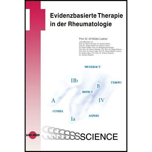 Ulf Müller-Ladner - Evidenzbasierte Therapie in der Rheumatologie - Preis vom 01.08.2021 04:46:09 h