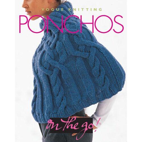 Trisha Malcolm - Vogue Knitting Ponchos (Vogue Knitting on the Go) - Preis vom 17.06.2021 04:48:08 h