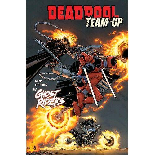 David Lapham - Deadpool Team-up, Tome 1 : Salut, les copains ! - Preis vom 22.06.2021 04:48:15 h