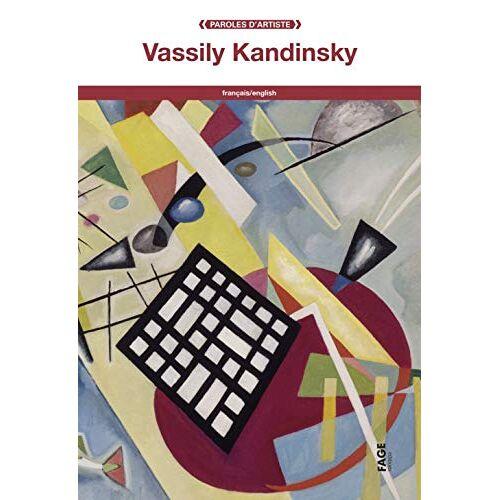 Vassily Kandinsky - Vassily Kandinsky (PAROLES D'ARTISTE) - Preis vom 19.06.2021 04:48:54 h