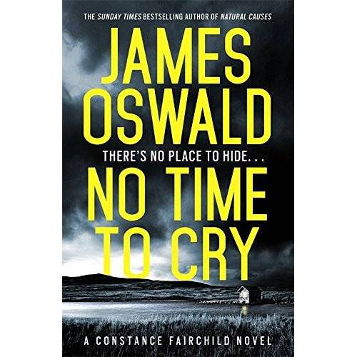 James Oswald - No Time to Cry (New Series James Oswald, Band 1) - Preis vom 18.06.2021 04:47:54 h