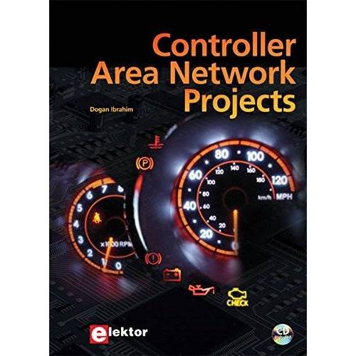 Dogan Ibrahim - Controller Area Network Projects - Preis vom 16.06.2021 04:47:02 h