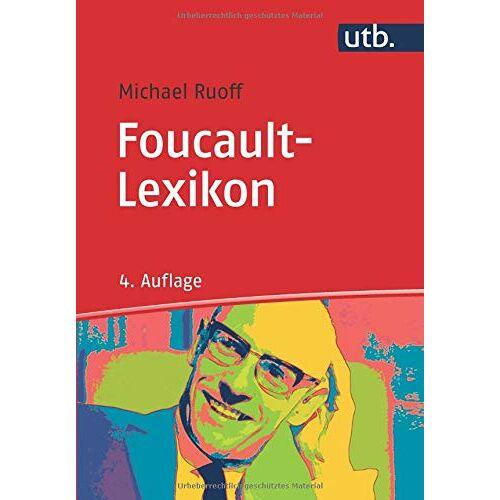 Michael Ruoff - Foucault-Lexikon - Preis vom 21.06.2021 04:48:19 h