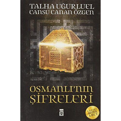 Talha Ugurluel - Osmanlinin Sifreleri - Preis vom 01.08.2021 04:46:09 h
