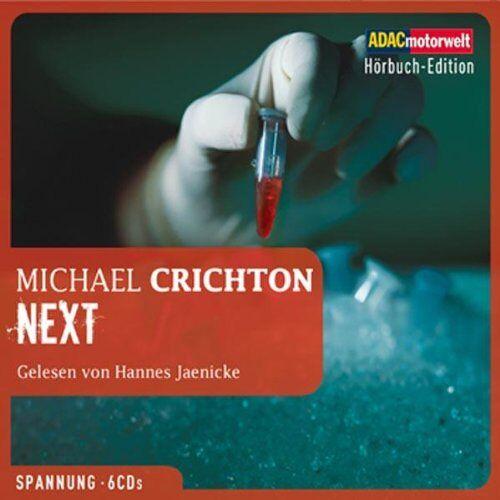 Michael Crichton - Next, 6 CDs (ADAC Motorwelt Hörbuch-Edition) - Preis vom 12.06.2021 04:48:00 h