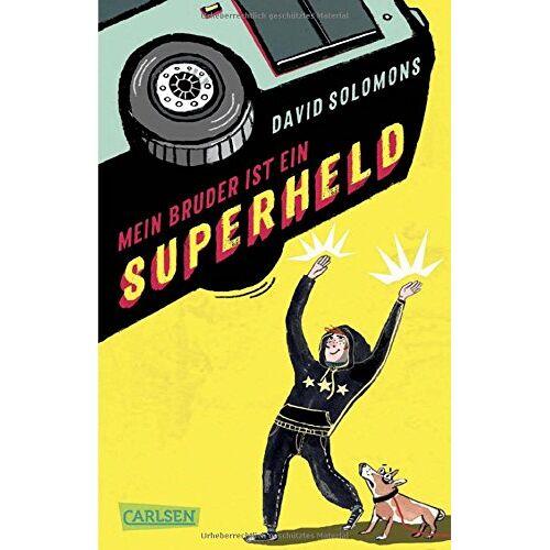 David Solomons - Mein Bruder ist ein Superheld - Preis vom 28.07.2021 04:47:08 h