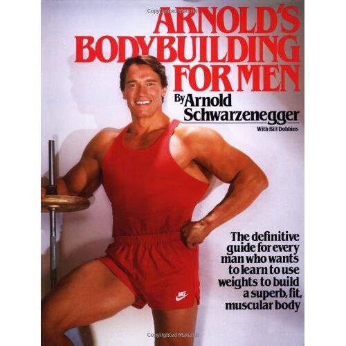 Arnold Schwarzenegger - Arnold's Bodybuilding for Men - Preis vom 30.07.2021 04:46:10 h