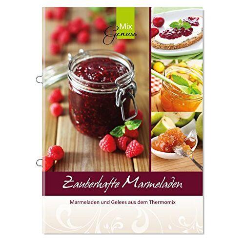 Corinna Wild - Zauberhafte Marmeladen: Marmeladen und Gelees aus dem Thermomix - Preis vom 11.10.2021 04:51:43 h