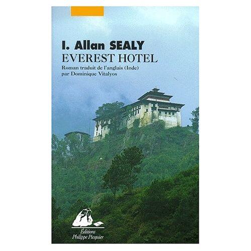 Sealy, Irwin Allan - Everest Hotel (Inde) - Preis vom 19.06.2021 04:48:54 h