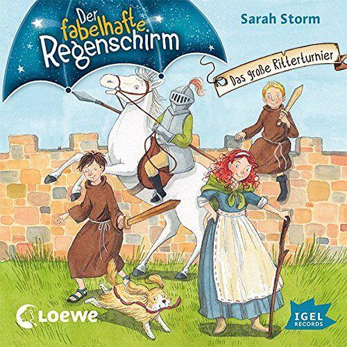 Sarah Storm - Der fabelhafte Regenschirm. Das große Ritterturnier - Preis vom 17.05.2021 04:44:08 h