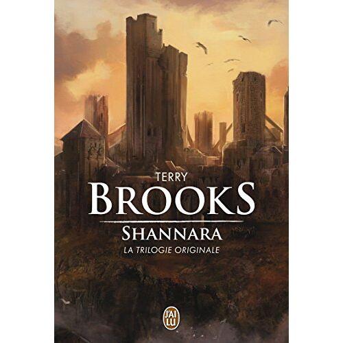 Terry Brooks - Shannara : La trilogie originale : L'épée de Shannara ; Les pierres elfiques de Shannara ; L'enchantement de Shannara - Preis vom 20.06.2021 04:47:58 h
