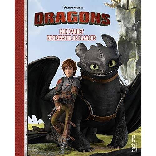 - Dragons-Mon carnet de dresseur de dragons (Dragons - Dreamworks) - Preis vom 30.07.2021 04:46:10 h