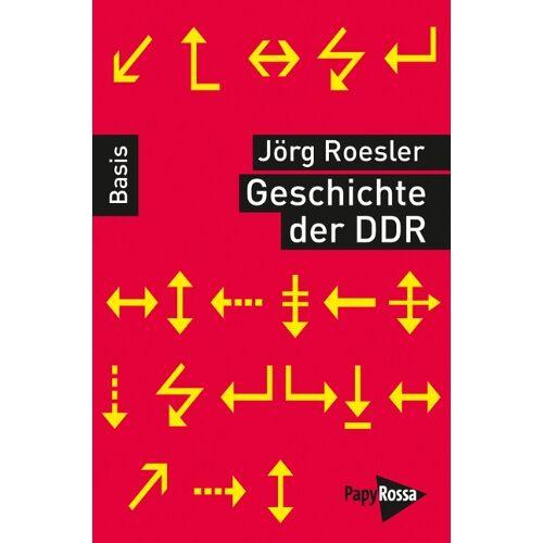Jörg Roesler - Geschichte der DDR - Preis vom 17.06.2021 04:48:08 h