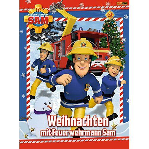 Panini - Feuerwehrmann Sam: Weihnachten mit Feuerwehrmann Sam - Preis vom 02.08.2021 04:48:42 h