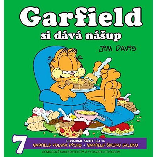 Jim Davis - Garfield si dává nášup: Garfield polyká pýchu a Garfield široko daleko (2015) - Preis vom 19.09.2021 04:53:15 h