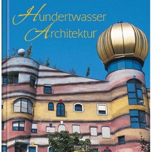 Friedensreich Hundertwasser - Hundertwasser Architektur - Preis vom 09.06.2021 04:47:15 h