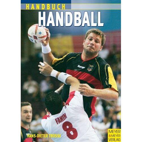 Hans-Dieter Trosse - Handbuch für Handball - Preis vom 23.10.2021 04:56:07 h