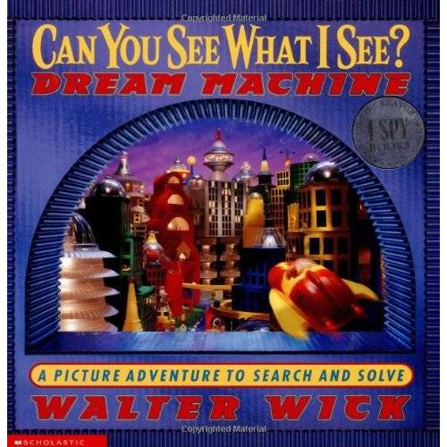 Walter Wick - Can You See What I See? Dream Machine: Picture Puzzles to Search and Solve - Preis vom 19.06.2021 04:48:54 h