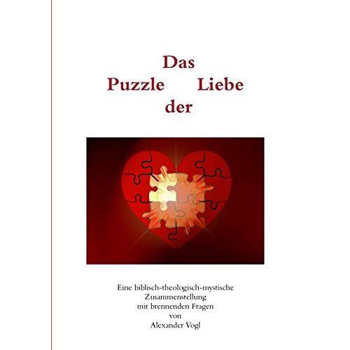 Alexander Vogl - Das Puzzle der Liebe - Preis vom 22.07.2021 04:48:11 h