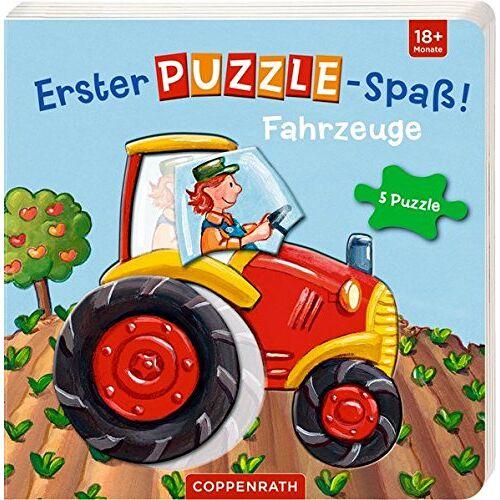 - Erster Puzzle-Spaß! Fahrzeuge - Preis vom 02.08.2021 04:48:42 h