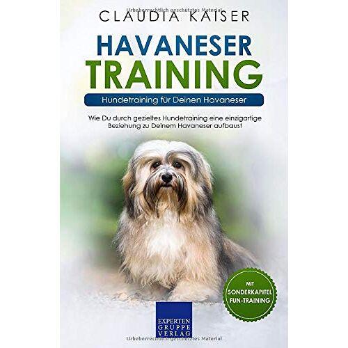 Claudia Kaiser - Havaneser Training - Hundetraining für Deinen Havaneser: Wie Du durch gezieltes Hundetraining eine einzigartige Beziehung zu Deinem Hund aufbaust - Preis vom 13.06.2021 04:45:58 h