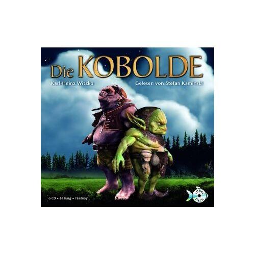 Karl-Heinz Witzko - Die Kobolde: 6 CDs - Preis vom 21.06.2021 04:48:19 h