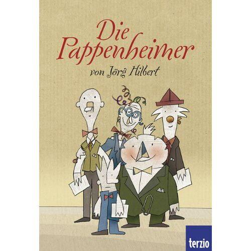 Jörg Hilbert - Die Pappenheimer, Band 1: Die Pappenheimer - Preis vom 11.06.2021 04:46:58 h
