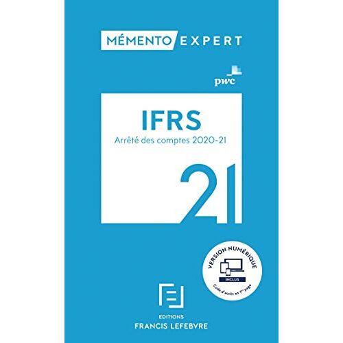 - Mémento IFRS 2021 - Preis vom 15.06.2021 04:47:52 h