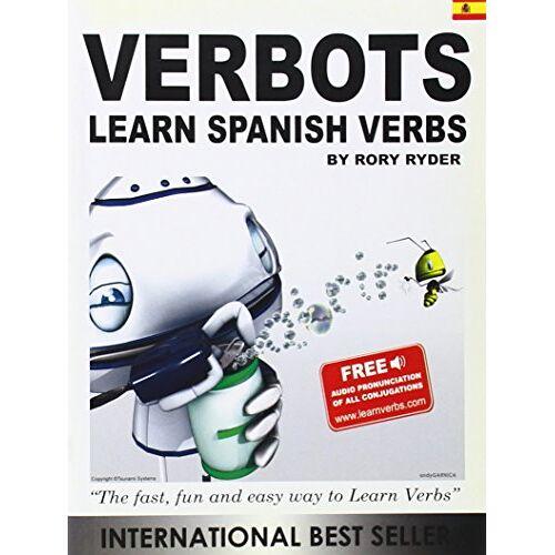 Rory Ryder - Ryder, R: Verbots: Learn Spanish Verbs - Preis vom 17.06.2021 04:48:08 h