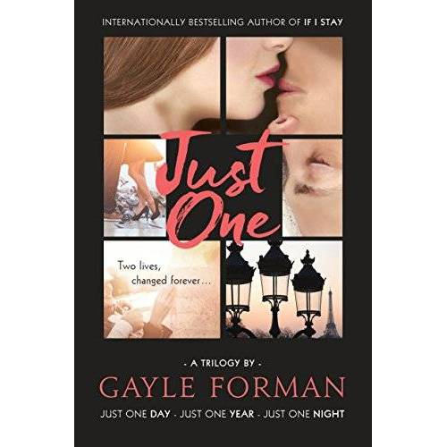 Gayle Forman - Just One...: Includes Just One Day, Just One Year, and Just One Night - Preis vom 15.06.2021 04:47:52 h