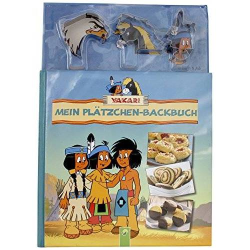 - Yakari - Mein Plätzchen-Backbuch: Mit 3 Ausstechförmchen - Preis vom 17.06.2021 04:48:08 h