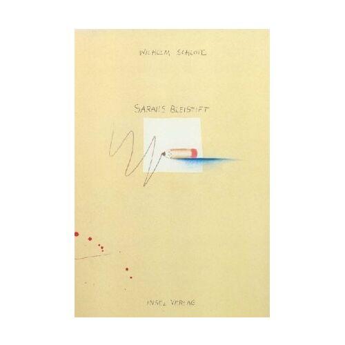 Wilhelm Schlote - Sarah's Bleistift - Preis vom 22.06.2021 04:48:15 h