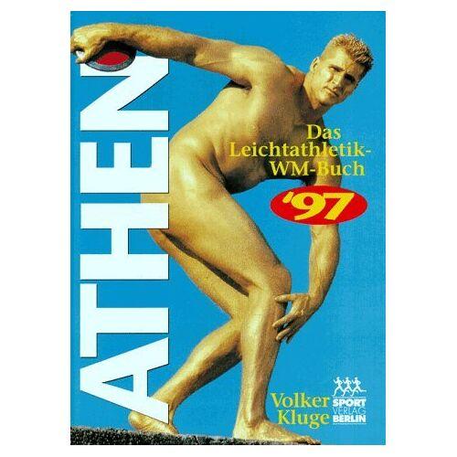 Volker Kluge - Athen 97. Das Leichtathletik- WM- Buch - Preis vom 14.06.2021 04:47:09 h