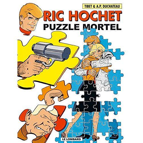 Tibet - Ric Hochet, Tome 74 : Puzzle mortel - Preis vom 17.09.2021 04:57:06 h