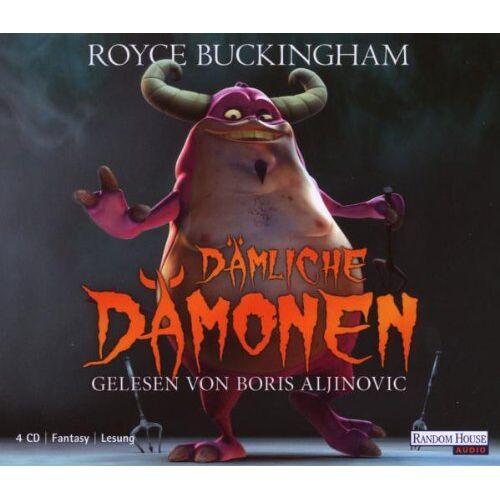 Royce Buckingham - Dämliche Dämonen - Preis vom 01.08.2021 04:46:09 h