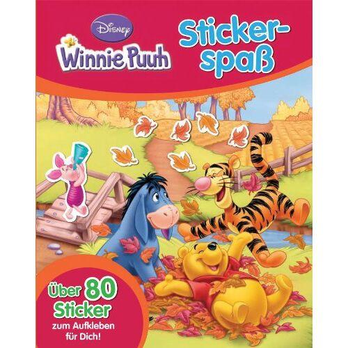 - Disney: Sticker Winnie Puuh - Preis vom 19.06.2021 04:48:54 h