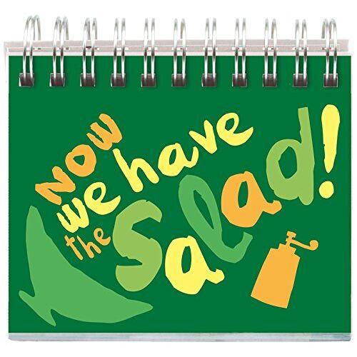 - Now we have the salad!: Mit 24 Postkarten zum Heraustrennen - Preis vom 19.06.2021 04:48:54 h