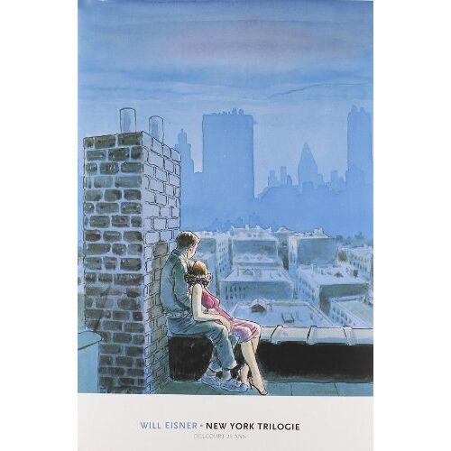 Will Eisner - New York Triologie - Preis vom 23.07.2021 04:48:01 h