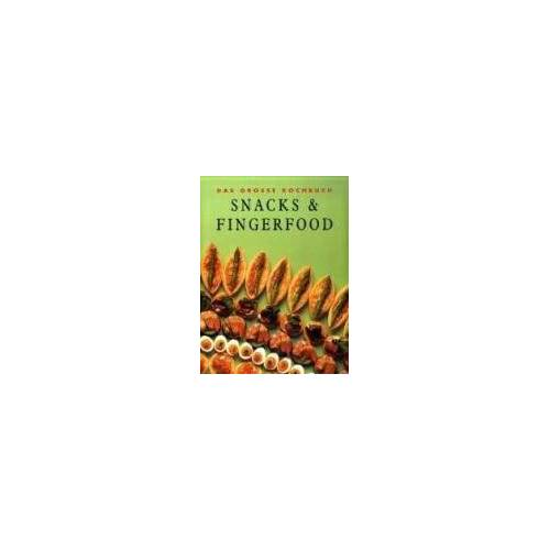 - Das große Kochbuch Snacks & Fingerfood - Preis vom 19.06.2021 04:48:54 h