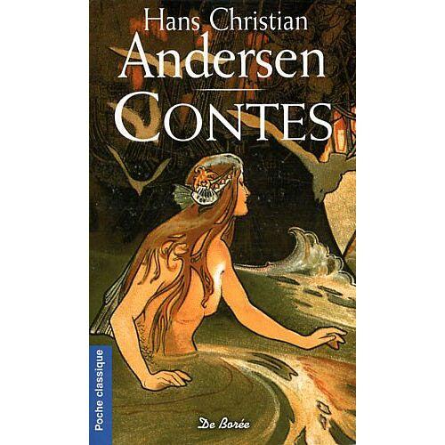 Andersen - Contes d'Andersen - Preis vom 20.06.2021 04:47:58 h