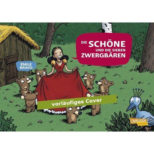 Emile Bravo - Die sieben Zwergbären, Band 3: Die Schöne und die 7 Zwergbären - Preis vom 13.06.2021 04:45:58 h